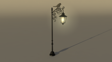 Lamp Post and Other