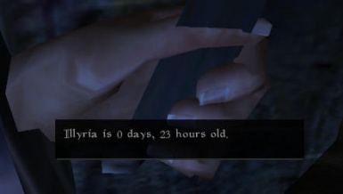 Played Time for Morrowind