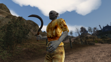 Steel Sickle - A Simple Weapon Mod