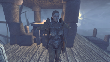 DMRA unique (armor) artifact replacer for Morrowind - Lore Friendly Edition