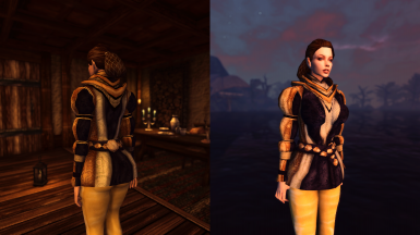 DMRA base clothes replacer for Morrowind - Lore Friendly Edition