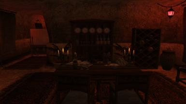 Vivec Simple Assassin Home - MW Rebirth Compatible