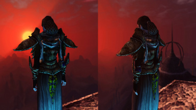 DMRA skirt replacer for Morrowind and Tribunal - Lore Friendly Edition