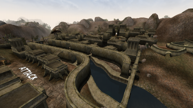 Balmora Forts For TES3MP