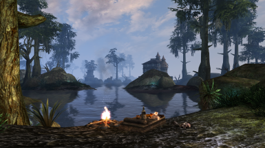 Frostwind - a camping survival mod