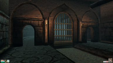 Articus Old Mournhold and Sewers Retexture 2K
