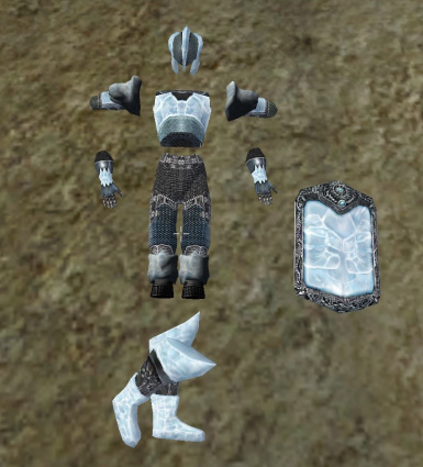 Improved Ice Armor