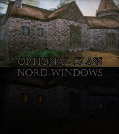 Optional Glass Nord Windows