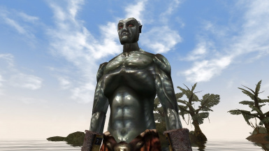 A Wet Body Texture Set for Vanilla Bodies Faces and Hairs