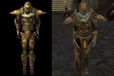 Bonemold Armor Replacer