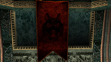Long live the King - Royal Banners Retexture