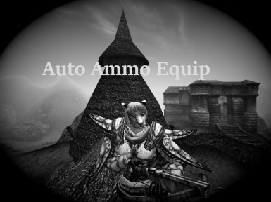 Auto Equip Ammo for OpenMW