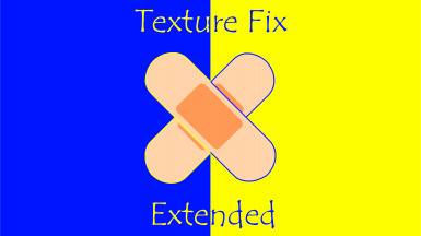 Texture Fix - Extended