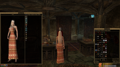 Silk Dresses Patch (for OpenMW)