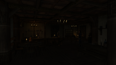 With True Lights & Darkness and Per Pixel Lighting