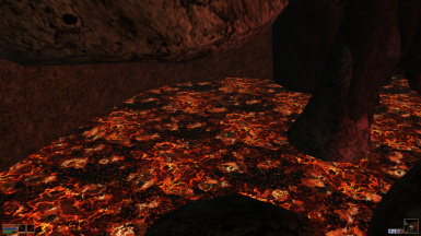 Dangerous Lava and Oil by Articus
