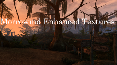 Morrowind Enhanced Textures