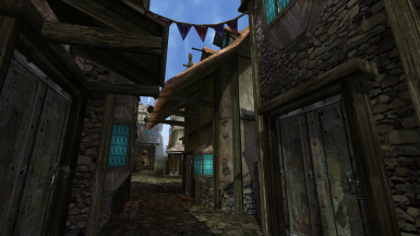 Listen to new tracks as you stroll through Old Ebonheart