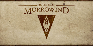 Morrowind Screens Redone
