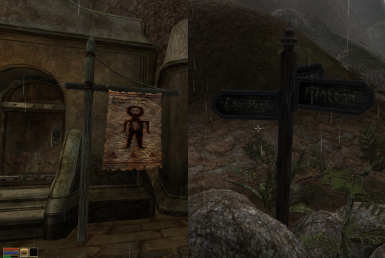Lysol's Guar Skin Banners for Arukinn's Signs and Signposts