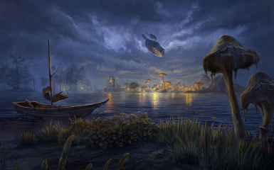 Elder Scrolls ONLINE MORROWIND Loading Screens and Wallpapers