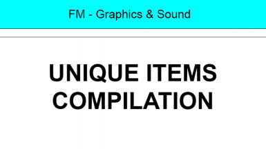 FM - Unique Items Compilation