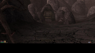 Sixth House cave message