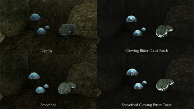 Glowing Bitter Coast and/or Atlas Textures Required to Use Those Options
