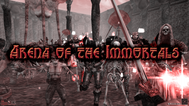 Arena of the Immortals DEMO for TES3MP