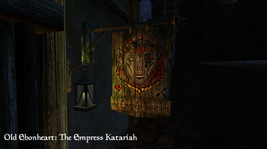 Unique Tavern Signs for Tamriel Rebuilt