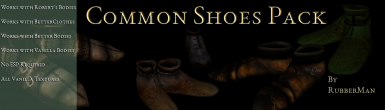 Common Shoe Pack