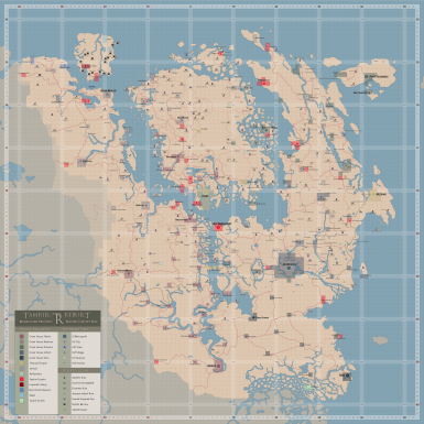 The Gridmap at Morrowind Nexus - mods and community