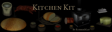 Rubber's Updated Kitchen Kit