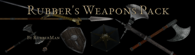 Rubber's Weapons Pack