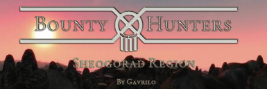 Bounty Hunter - Sheogorad and Red Mountain