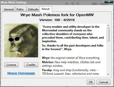 Wrye Mash for OpenMW and TES3mp by Polemos...