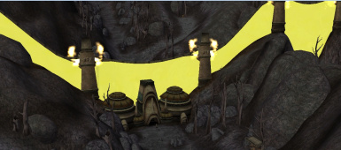Gilded Ghostfence