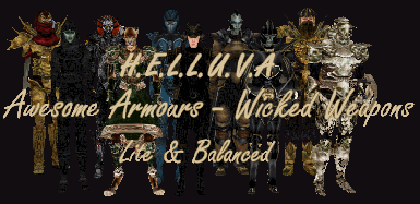H.E.L.L.U.V.A Lite and Balanced