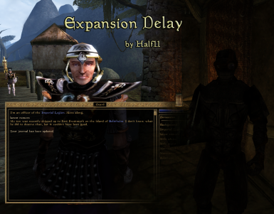 Expansion Delay