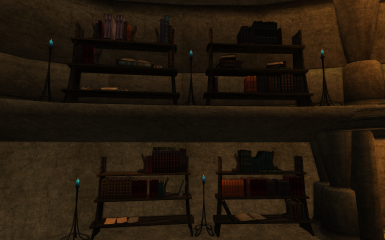 Magnificent Switchable Manuscripts for Tamriel Rebuilt and Book Guide