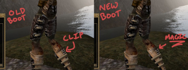 Netch Boots