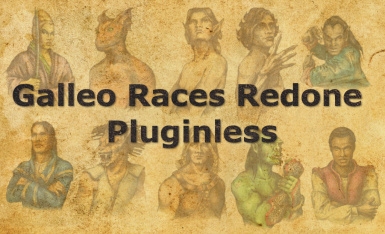 Galleo Races Redone Pluginless