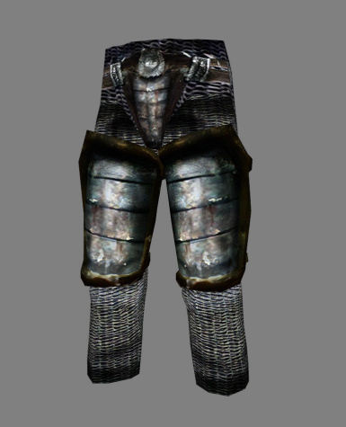 Complete Armor Joints Imperial chain greaves (Better Morrowind Armor Fixes)