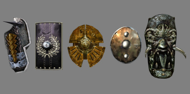 Improved Shield Meshes