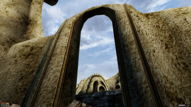 Redoran Gate WITHOUT Normal Map