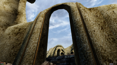 Redoran Gate WITH Normal Map