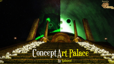 Concept Art Palace (Vivec City)