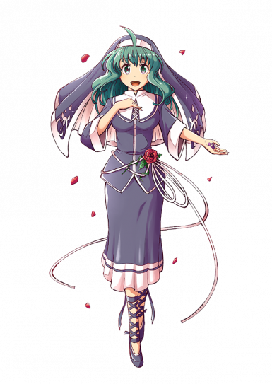 Maria's dress from Tokyo After School Summoners