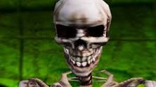 Clavicle the Skeleton Merchant