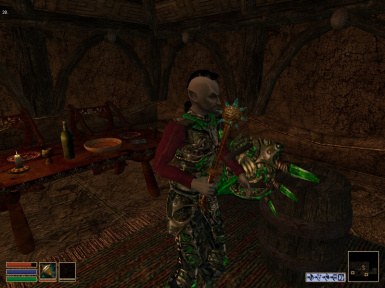One of a Kind Weapons - Morrowind